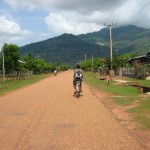 Laos - Biking
